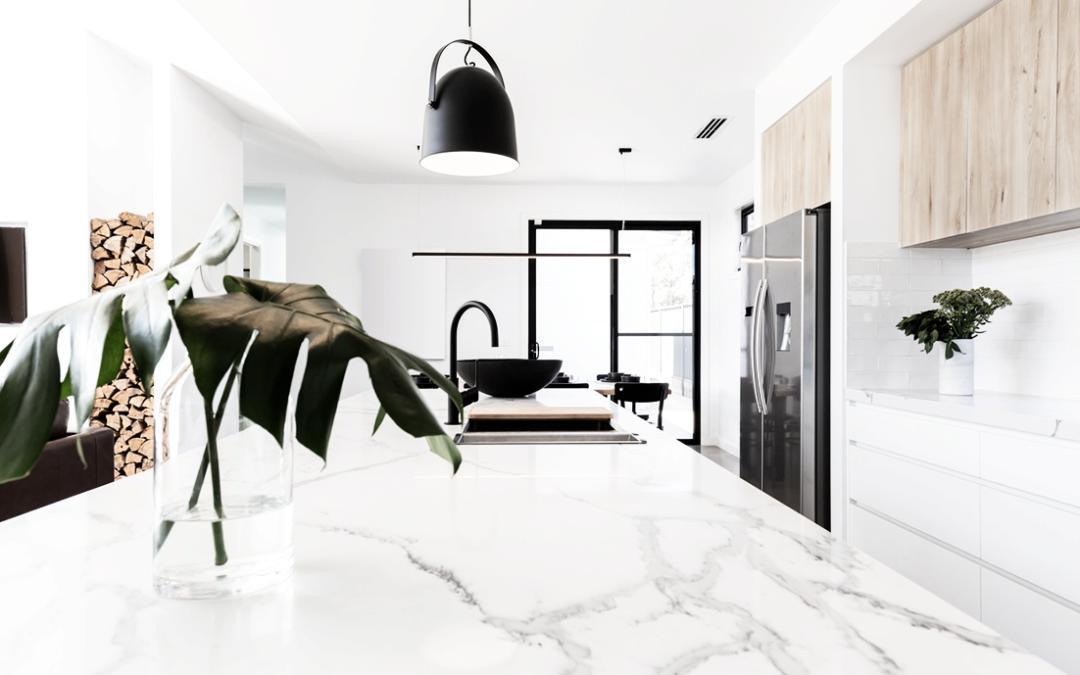 Welke natuursteen kiezen voor uw keukenblad?