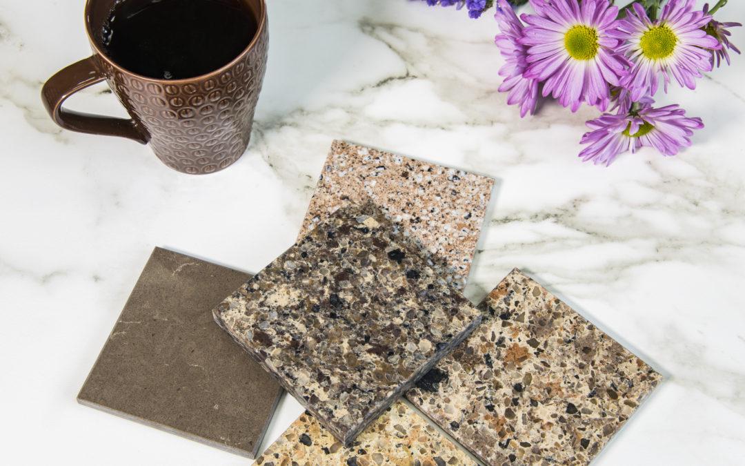 natuursteen tegels keuken