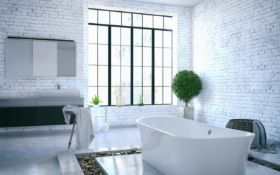 Welke steen kiest u het beste voor uw badkamer?