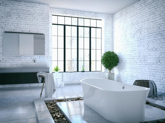 Travertin Voor Badkamer : Welke steen kiest u het beste voor uw badkamer natuursteen
