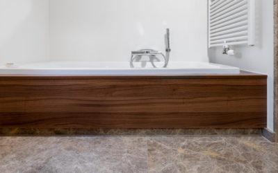 Een badkamer uit natuursteen? Laat het over aan een vakman!
