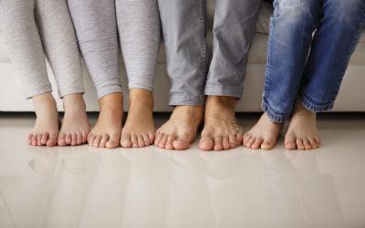 Welke natuursteen moet je kiezen bij vloerverwarming?